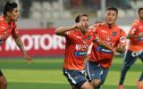 Vallejo venció 4-2 a Loreto y lucha por el Clausura