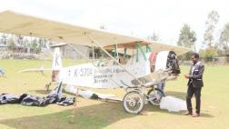 Aprendió a construir y volar un avión gracias a YouTube