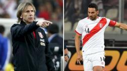 """Ricardo Gareca: """"Claudio Pizarro tiene dotes de entrenador"""""""