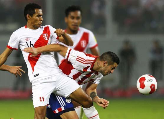 Gareca explicó por qué Lobatón es titular pese a sus 35 años
