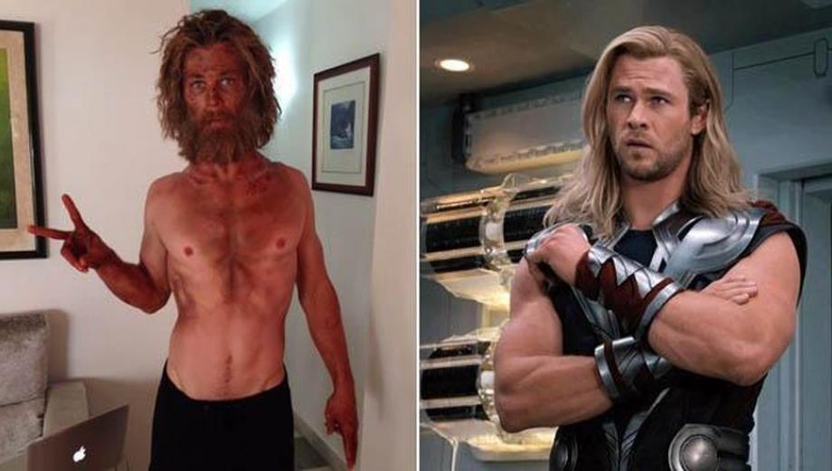Hollywood: Los cambios de apariencia más impactantes