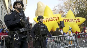 El espectacular desfile por el Día de Acción de Gracias en NY