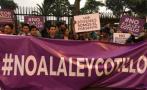Ley Cotillo: el proyecto fue retirado y ya no será debatido