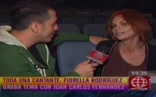 """Fiorella Rodríguez celebra acogida de """"El beneficio de la duda"""""""