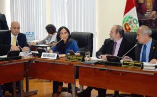 Gana Perú quiere censurar a Rondón por caso de Nadine Heredia