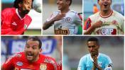 Descentralizado: conoce a los 14 goleadores del campeonato