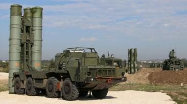 Rusia blinda el cielo de Siria con poderosos misiles antiaéreos