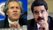 """Maduro llamó """"basura"""" al secretario general de la OEA"""