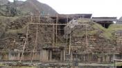 Chavín de Huántar es intervenido por prevención ante El Niño