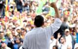 Rafael Correa celebra los nueve años de su triunfo electoral