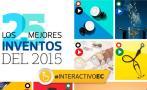 """Los inventos más resaltantes del 2015, según la revista """"Time"""""""