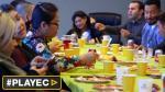 Friendsgiving, la fiesta para los que están lejos de la familia - Noticias de cultura