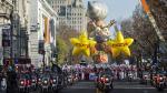 El espectacular desfile por el Día de Acción de Gracias en NY - Noticias de william bratton