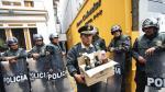 La semana en fotos: desalojo en Miraflores, protestas y más - Noticias de reforma salarial