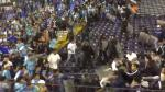 Vergonzoso: hinchas de Cristal y Alianza se pelean en tribuna - Noticias de sporting cristal