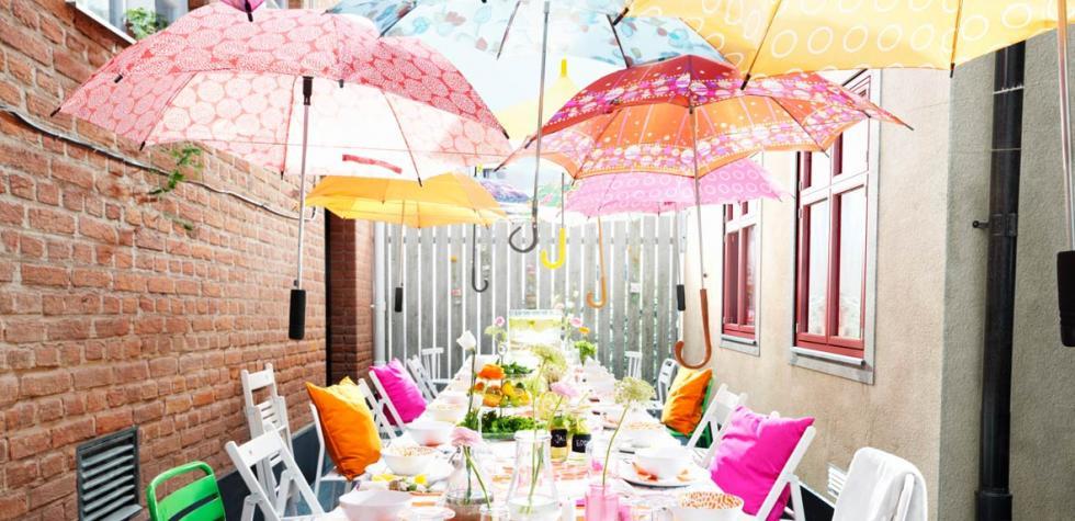 Ideas para la terraza o jardín de tu casa