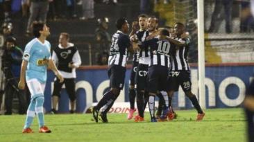 Alianza Lima venció 2-0 a Sporting Cristal por Torneo Clausura
