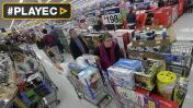 EE.UU. adelanta las compras navideñas con el