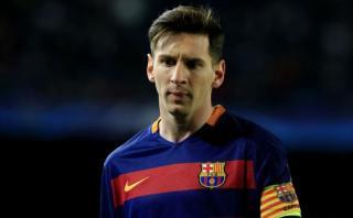 Messi: City le ofrece un millón semanal, según diario inglés