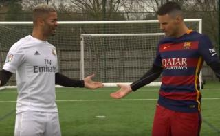 Cristiano Ronaldo y Messi disputan por ser el mejor