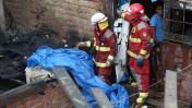 Incendio: niñas que sobrevivieron están fuera de peligro