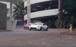 Black Friday: Nissan lo celebra derrapando [VIDEO]