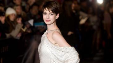 Anne Hathaway: la futura madre en todo su esplendor [FOTOS]