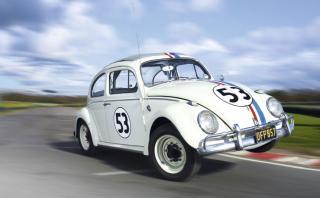 Más de 86 mil dólares por Volkswagen Escarabajo de Herbie