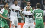Werder Bremen vs. Hamburgo en clásico con Pizarro titular