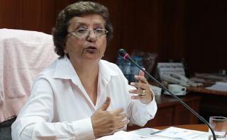 """Rosa Mavila: """"Alan García es un feminista de coyuntura"""""""