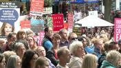 Arrancan marchas por el clima de cara a la cumbre de París