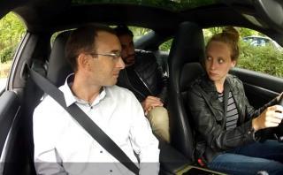 YouTube: Porsche te da una sorpresa en el examen de manejo
