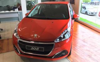 Peugeot presentó el renovado 208 en el Perú
