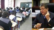 Educación critica a Alan García por querer desactivar la Sunedu