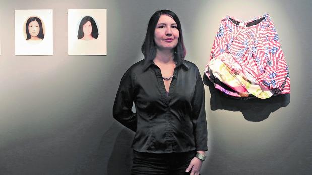 Curadora. Paola Vañó Juárez investiga en el barroco gestado desde América Latina para advertir la lógica de la colonialidad cultural. (Foto: Paul Vallejos)