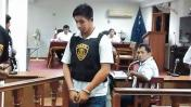 Teniente EP irá a prisión por asesinar a 3 soldados a su cargo