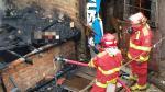 Una niña de 4 años murió en incendio en Av. Morales Duárez - Noticias de ministerio publico
