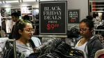 Así avanza el Black Friday en los comercios de Estados Unidos - Noticias de comercio