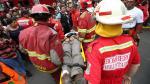 Municipalidad de Lima hizo simulacro de sismo en Mesa Redonda - Noticias de simulacro de sismo