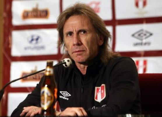 Gareca respondió a críticos que piden su salida de la selección