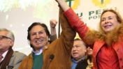 Perú Posible elige a Alejandro Toledo como su candidato