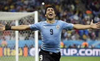 Luis Suárez será homenajeado con una estatua en Uruguay
