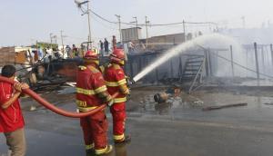 Costa Verde: auto que iba a velocidad se estrelló contra poste