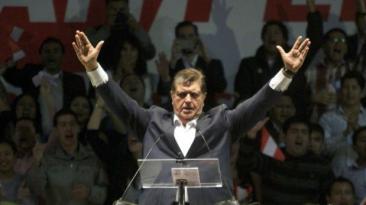 """Alan García: """"Ampliaremos y ratificaremos el programa Beca 18"""""""