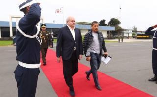 Ollanta Humala viajó a París para participar de COP 21