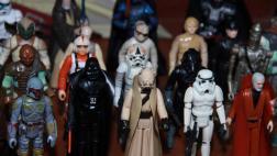 """10 raras y caras figuras de acción de """"Star Wars"""""""
