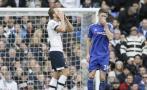 Chelsea igualó 0-0 ante Tottenham por la Premier League