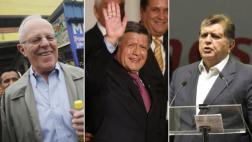 PPK, Acuña y García disputan segundo lugar, según GFK
