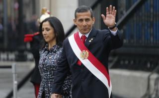 Ollanta Humala: aprobación presidencial se mantiene en 11%