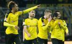 Dortmund vuelve a saborear el triunfo con 4-1 ante el Stuttgart
